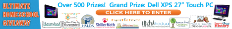 Ultimate Homeschool Giveaway